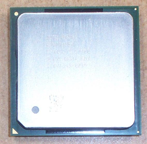 Intel SL6S9 Pentium 4 2.4GHz Socket 478 Processor