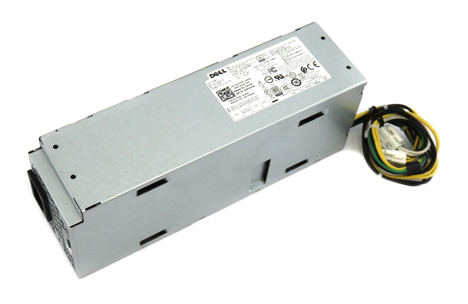 Dell L200EBS-00 200W Power Supply f/ 3060 / 5060 / 7060 / 3470 - 4FHYW