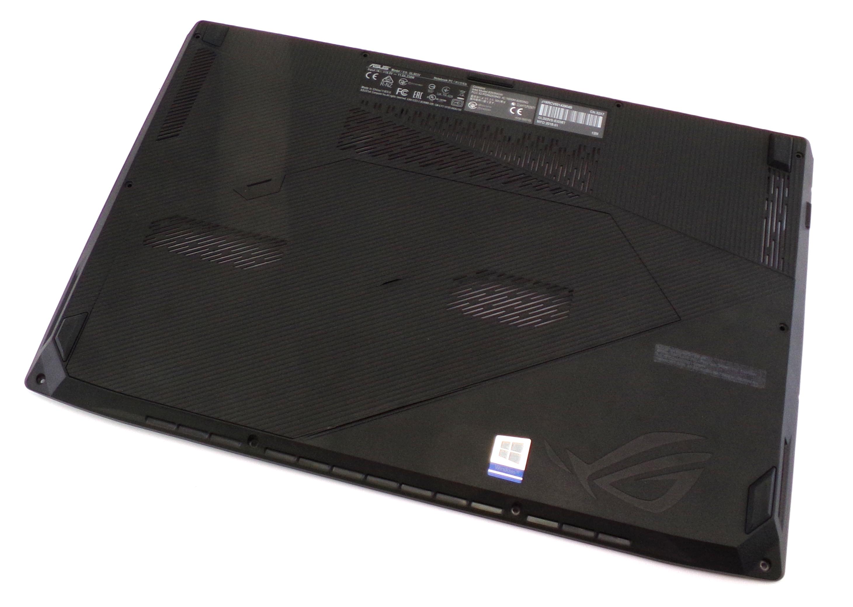 13NB0G51AP0101 Asus GL503V Bottom Base Cover Assy