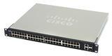 Cisco SG200-50P 50-Port Gigabit PoE WEB-Managed Smart Switch