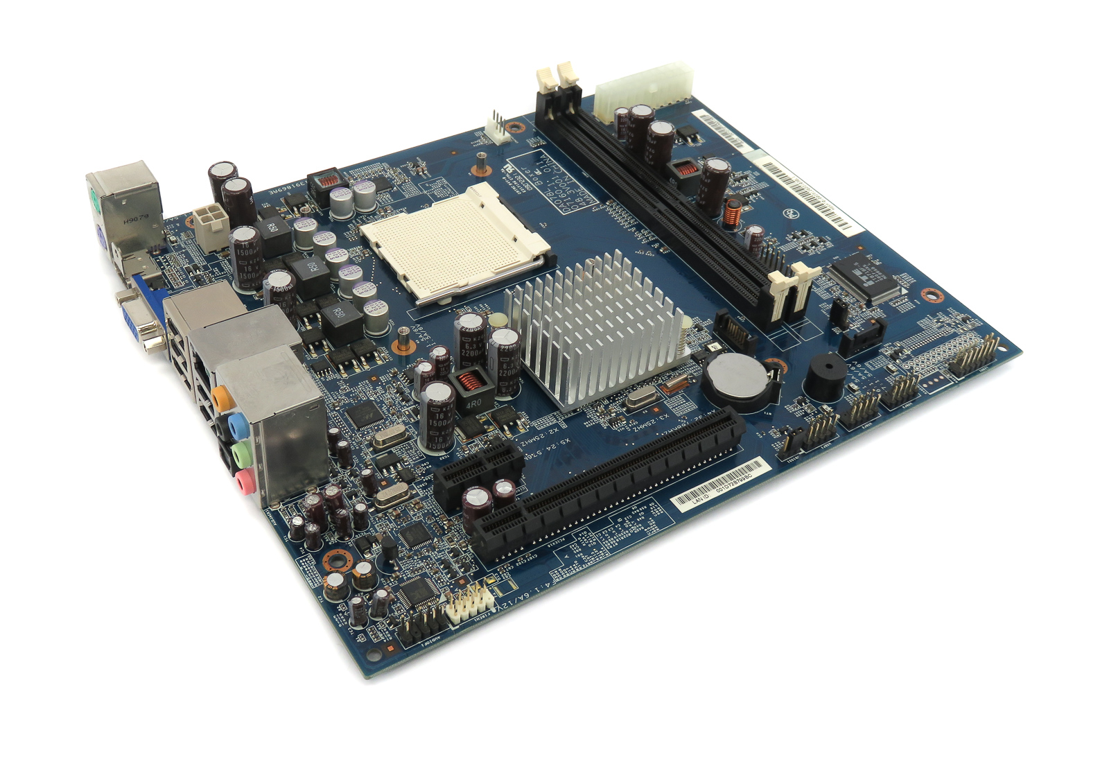 Acer MB.SAT01.002 DA078L 07160-1 Boxer AMD Socket AM2 Motherboard