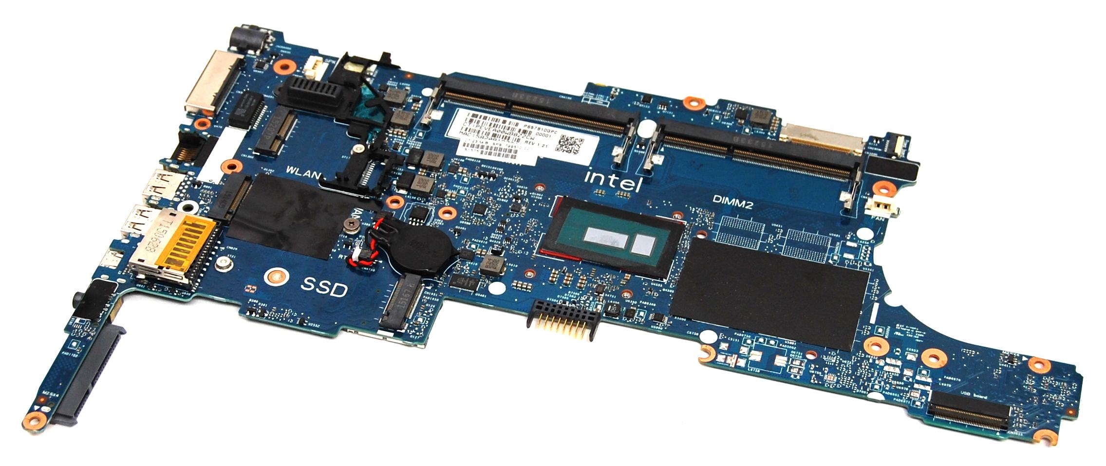 HP 799510-601 Elitebook 840 G2 with Intel i5-5200u Laptop Motherboard