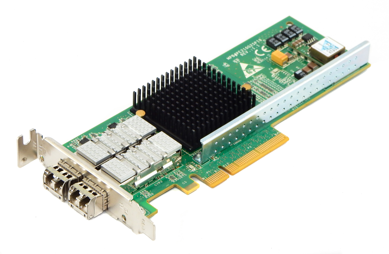 Silicom PE210G2SPI9-XR ver.1.4 Dual-Port 10Gb PCI-e Ethernet Server Adapter
