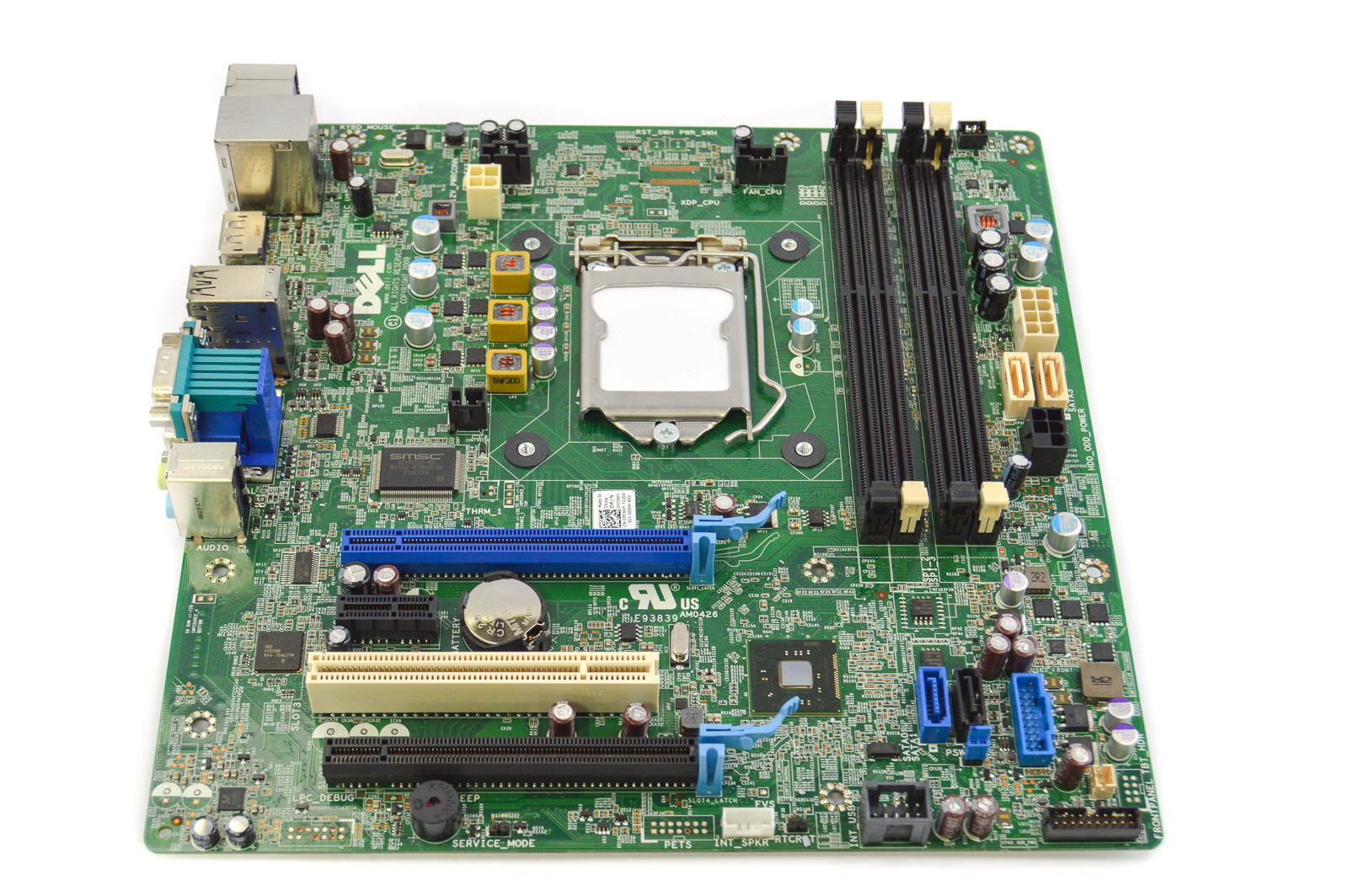 Dell Optiplx XE2 0YC9KY YC9KY Motherboard LGA 1150 with I/O Plate