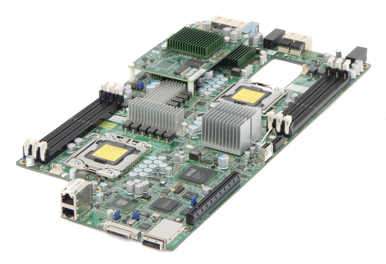 SuperMicro X8DTS-F Server Blade Board Motherboard w/ AOM-SAS2-L8