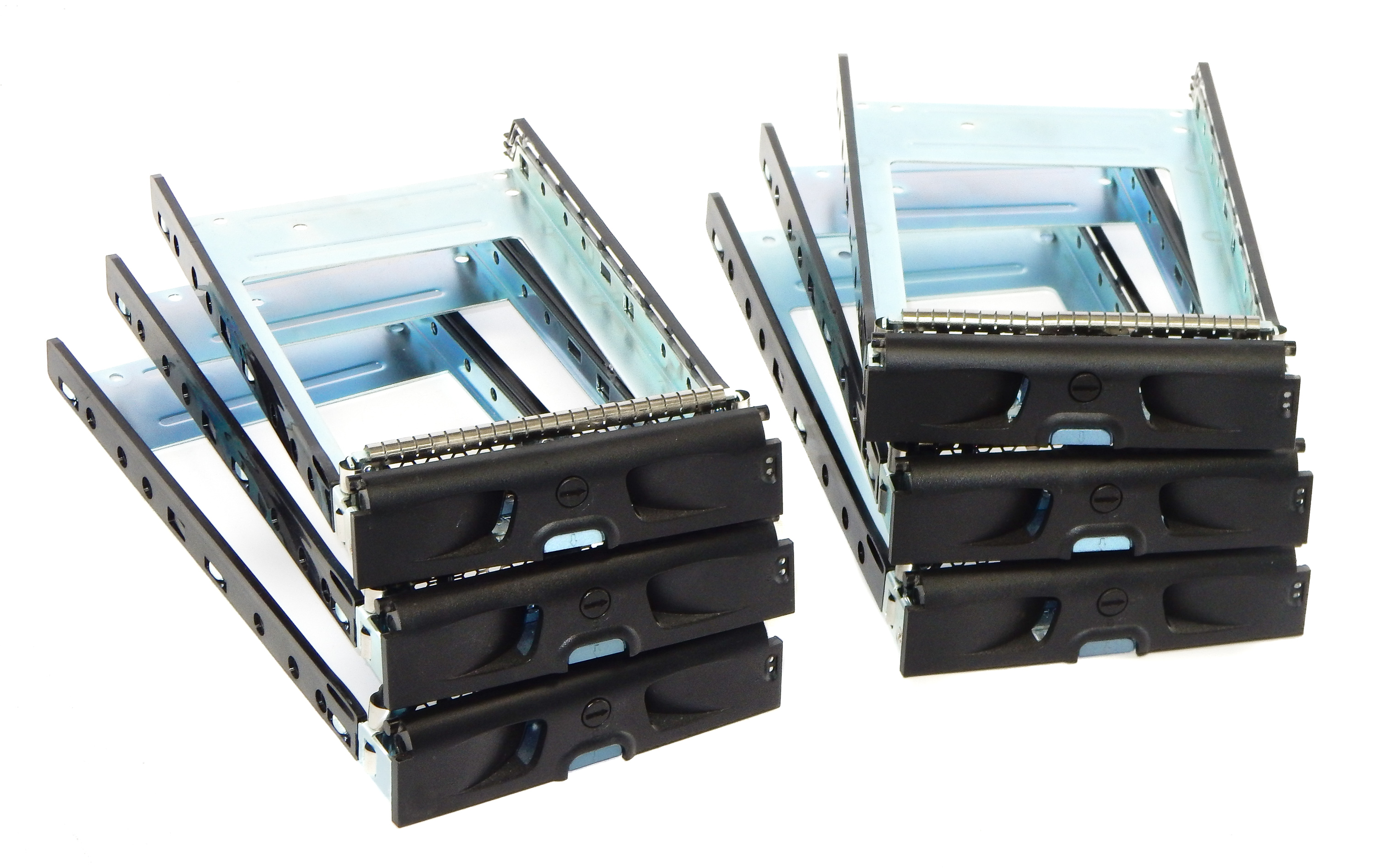 """6x 3.5"""" Hard Drive HDD Caddy For Infortrend A24F-R2430 Server"""