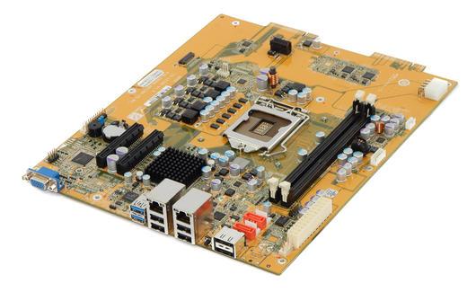 QNAP TS-1279U Socket LGA1155 Server Mainboard 20008-A01186-YS-RS