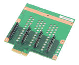 Netgear RN104_BP_DVT_2.0 HDD BackPlane Board For Netgear RN10400 NAS