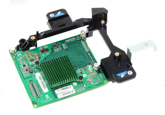 HP 662538-001 8GB LPe1205A FC PCI-e HBA Card w/ Bracket f/ BL460c Gen8 Blades