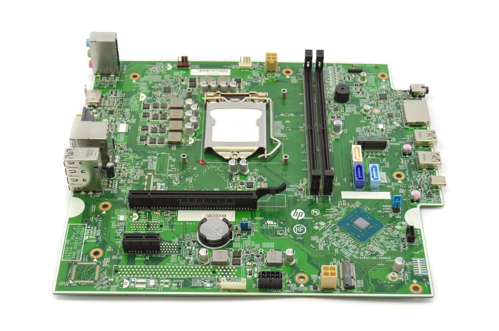 HP Pavillion 590-P 942012-001 942012-601 H370 Intel Motherboard 8th/9th Gen