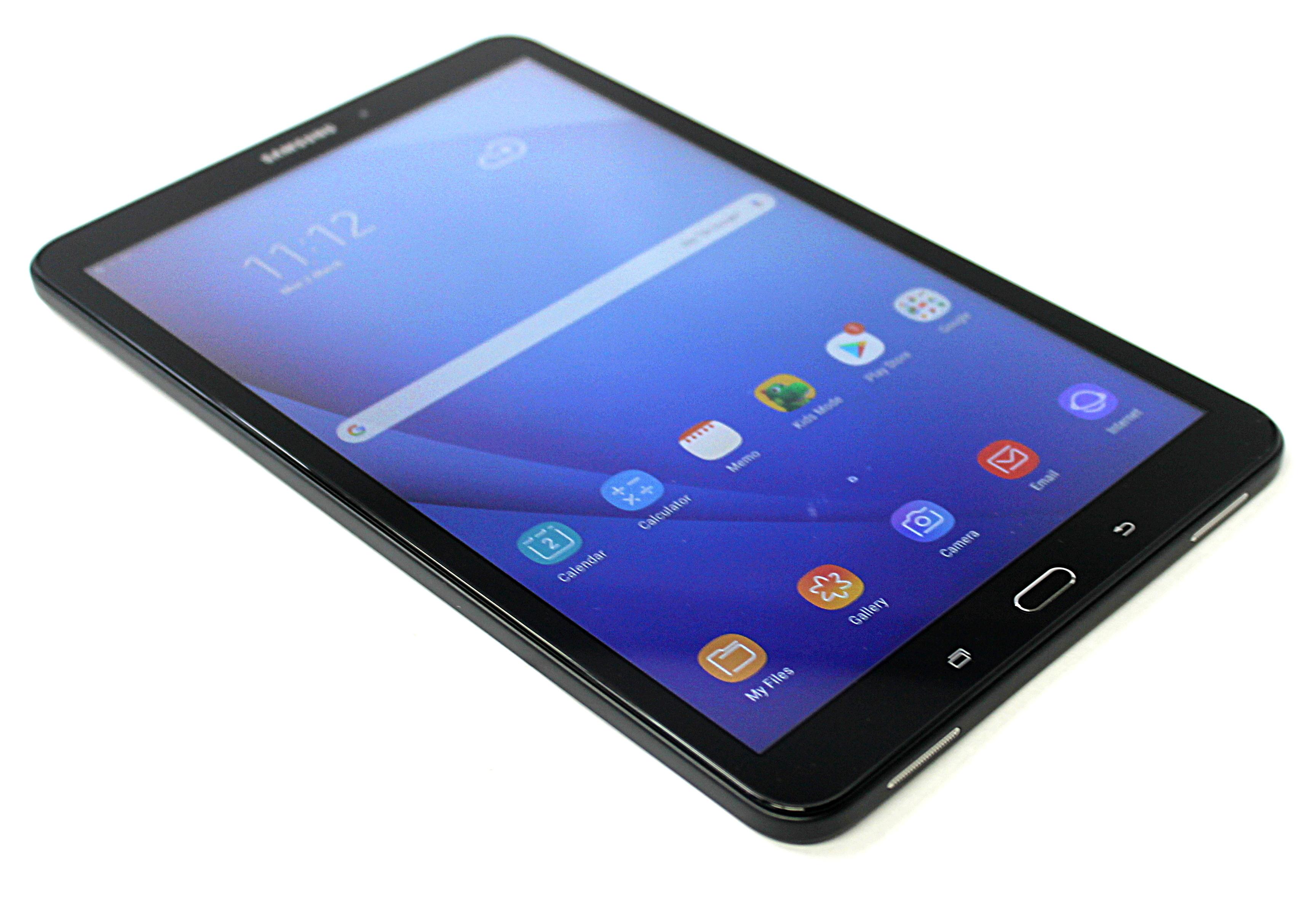 Samsung Galaxy Tab A 10.1 SM-T580 32GB Metallic Black Refurbished