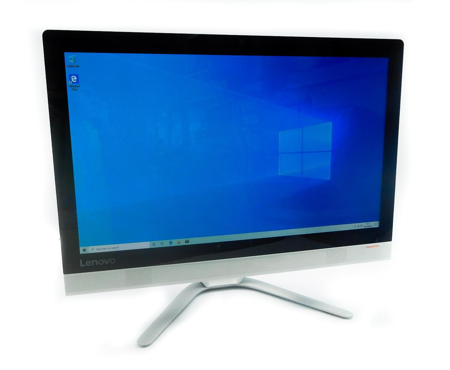 "Lenovo 300-22ISU 21.5"" Pentium 4405U/2TB HDD/8GB RAM/Non-Touch All in One PC"