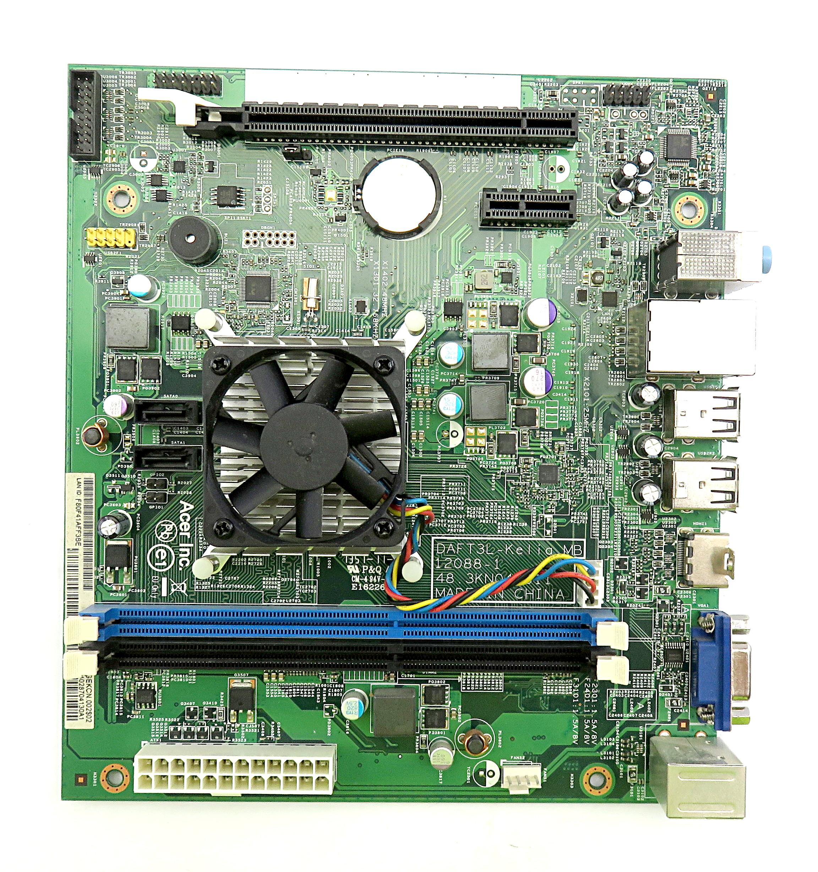 Acer DAFT3L-Kelia Motherboard 48.3KN04.011 w/ AMD A4-5000 Quad-Core 1.5GHz APU