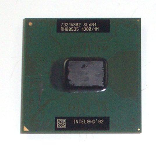 Intel SL6N4 Pentium M 1.30GHz Socket 479 Processor 1300/1M/400 Banias