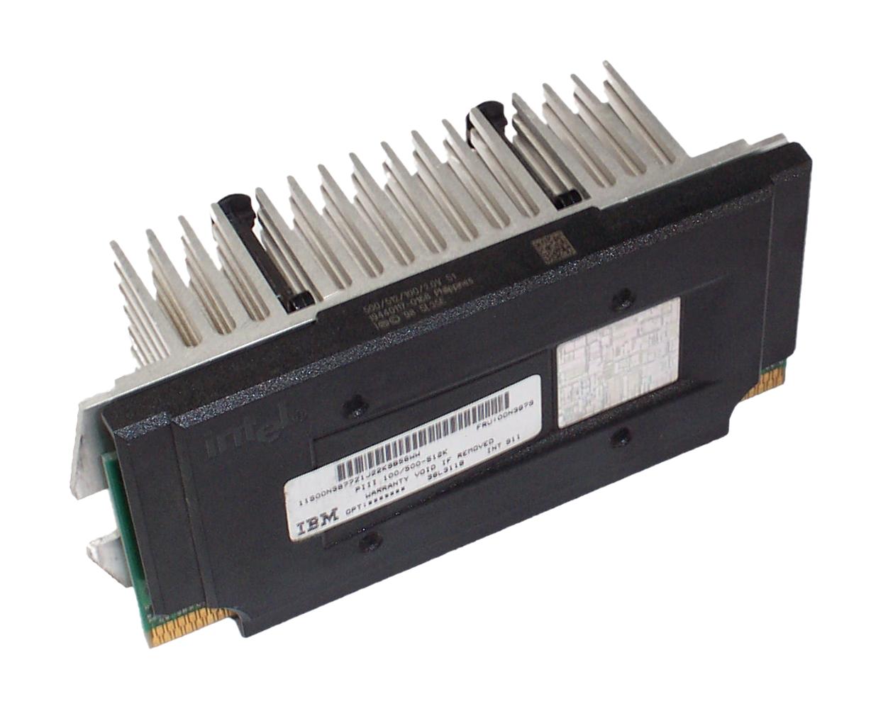 IBM 00N3879 Netfinity 5000 Intel SL35E Pentium 3 500MHz Slot 1 Processor