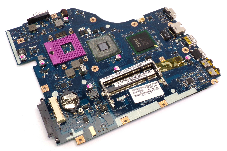 Acer MB.V0K02.001 GL40 with Socket mPGA-478MN Laptop Motherboard