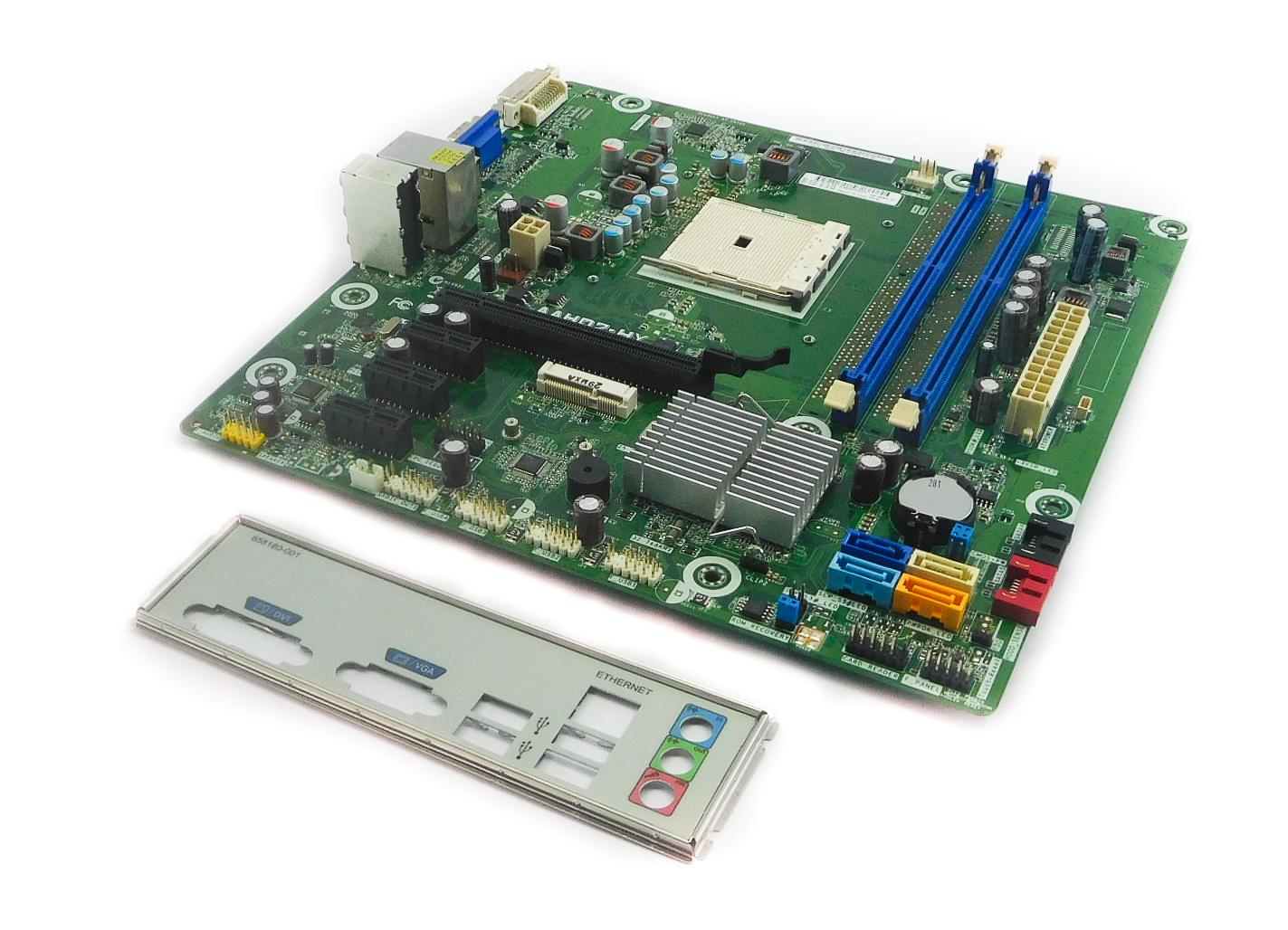 HP 696350-001 HP Pro P6-2000 AMD Socket FM1 Motherboard SP# 701022-001 AAHD2-HY