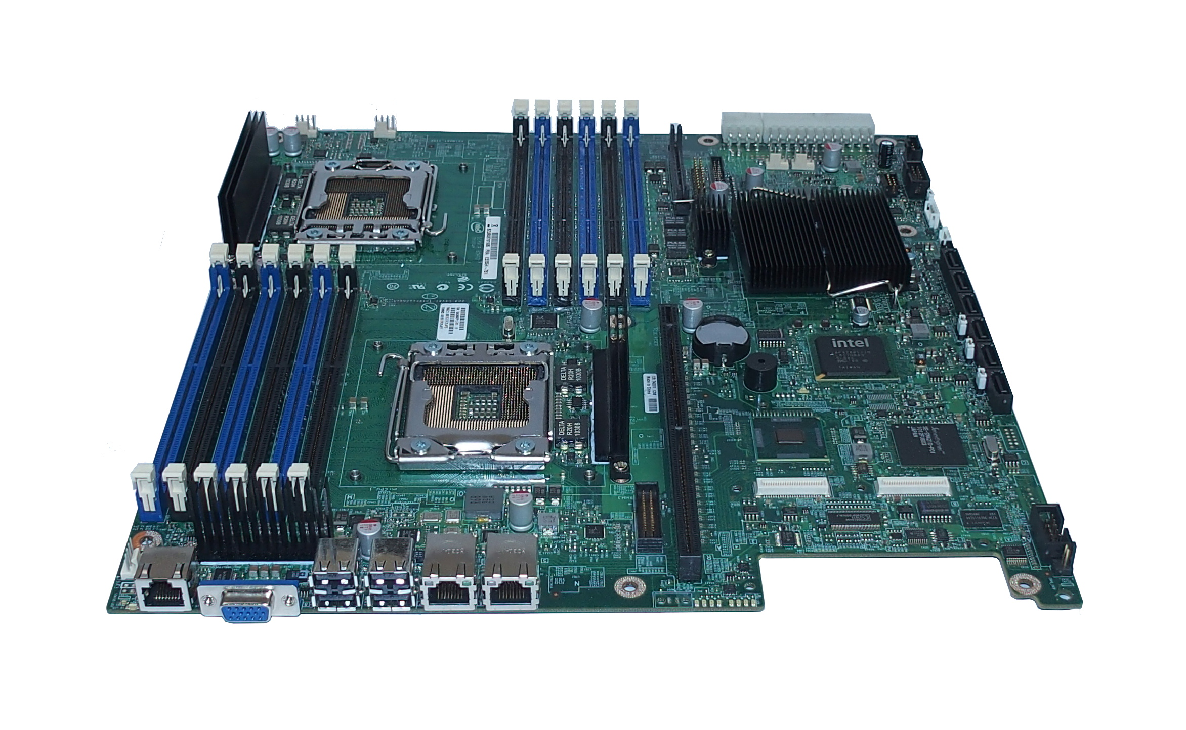 Intel E22554-604 S5520UR Dual Socket LGA1366 Server Board
