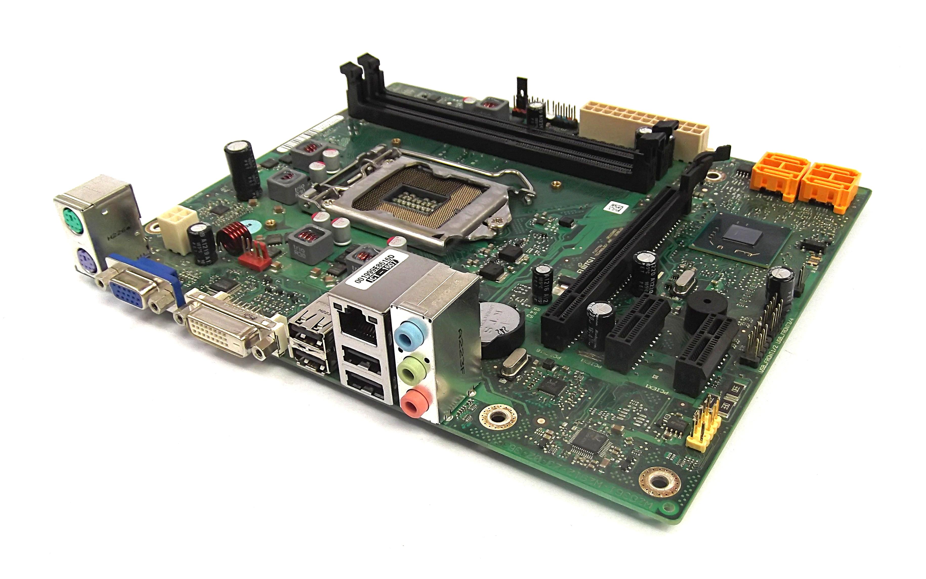 Fujitsu D2990-A21 GS 3 Esprimo E400 E85+ Intel Socket LGA1155 Motherboard