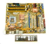 Asus P5K Socket LGA775 ATX Motherboard