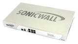 SonicWall 1RK25-084 Network Security Appliance NSA 2400 Without Mounting Ears
