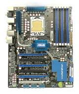Asus P6T6 WS Revolution Intel Socket LGA1366 ATX Motherboard inc. LPC_DIAG card