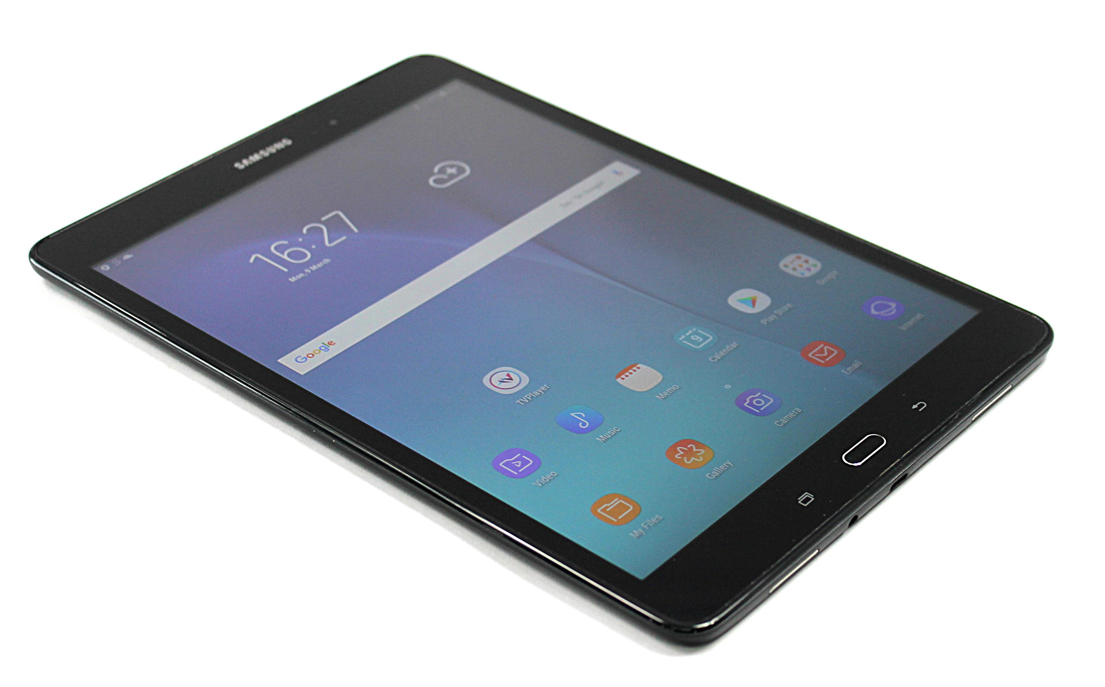 Samsung Galaxy Tab A 9.7 SM-T550 - 16GB / Sandy Black /Refurbished
