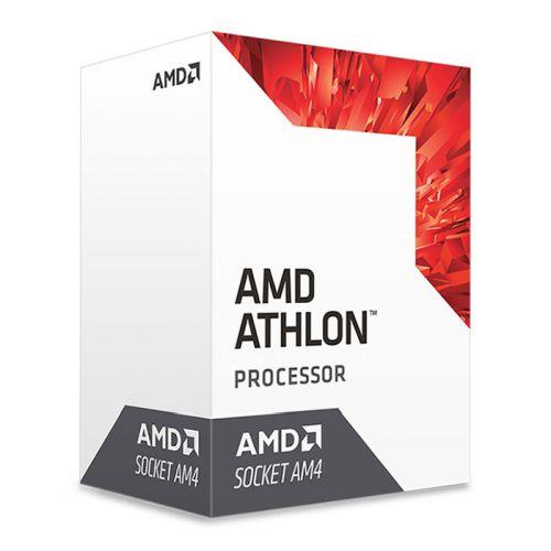 AMD Athlon X4 950 CPU, AM4, 3.5GHz (3.8 Turbo), Quad Core, 65W, 2MB Cache, 28nm, No Graphics, Bristol Ridge