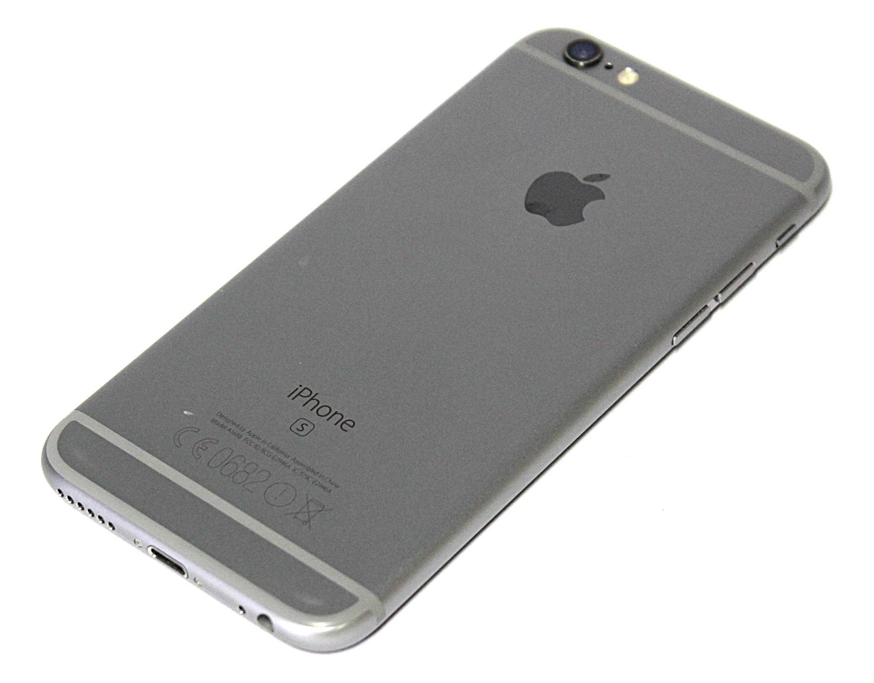 Space Grey / Refurbished//Apple A1688 iPhone 6S 64GB / EE ...