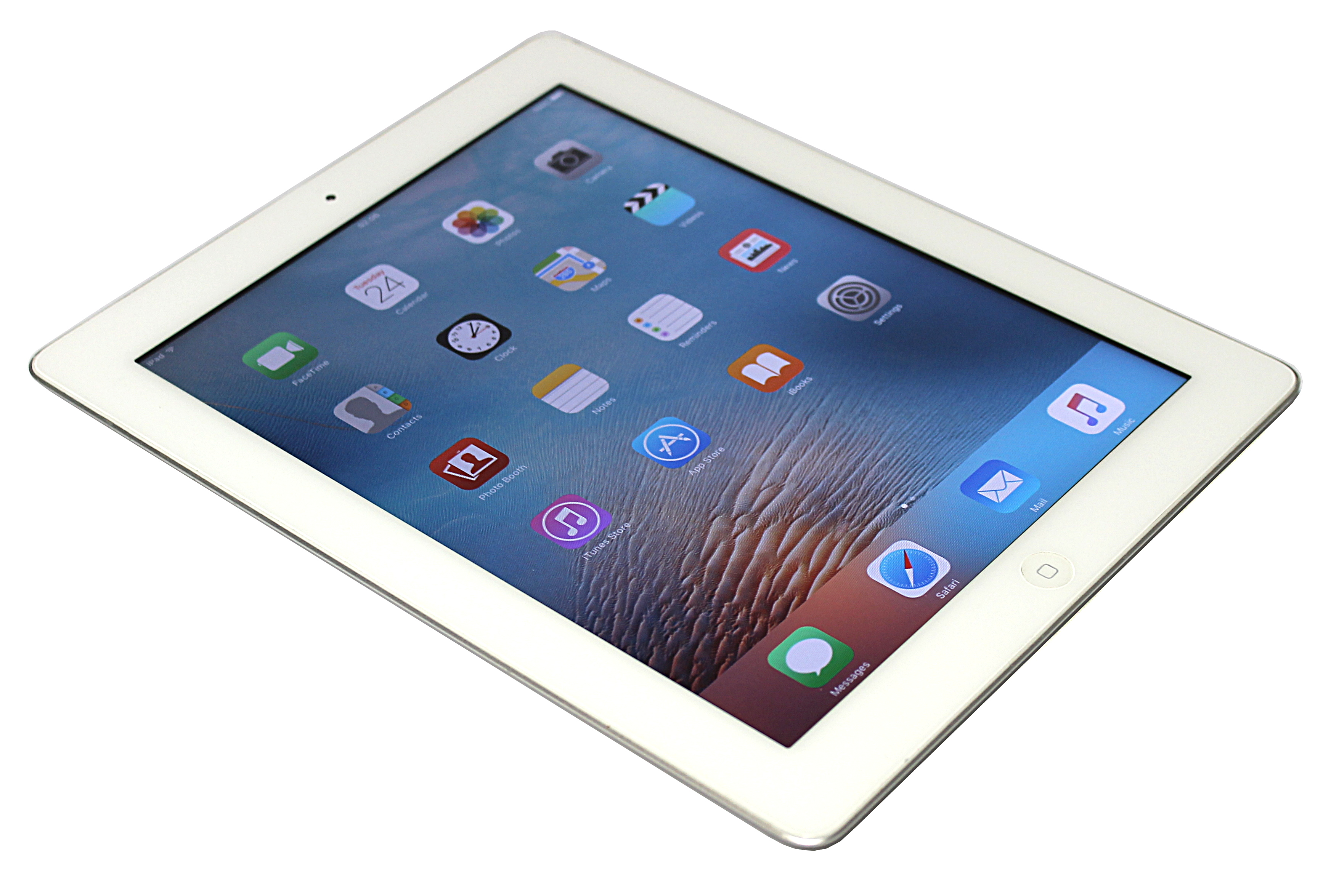 Apple iPad 2 A1395 - 16GB / WiFi / White / Refurbished