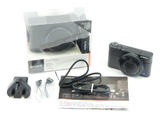 Sony Cyber-shot RX100 Kit DSC-RX100 Camera 20.2MP S/N:1622086 With Case