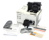 Panasonic Lumix G DC-GX800K Mirrorless 4K Camera DC-GX800 With 12-32mm Lens