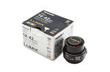 Panasonic Lumix G Vario PZ 14-42mm F3.5-5.6 ASPH Power S.O.I H-PS14042