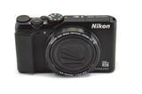 Nikon CoolPix A900 4K 35x 20.3MP Compact Camera Black SN:40011839