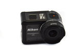 Nikon KeyMission 170 Action Camera 170° Ultra-Wide-Angle with e-VR