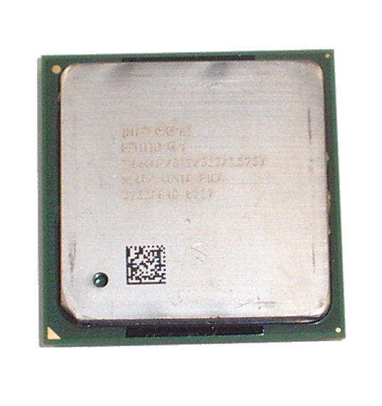 Intel SL6DX Pentium 4 2.66GHz 533MHz 512KB Socket 478 Processor