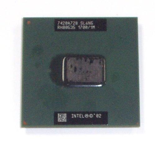 Intel SL6N5 Pentium M 1.70GHz Socket 479 Processor 1700/1M/400 Banias
