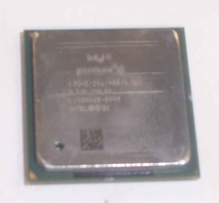Intel SL5VK Pentium 4 1.9GHz 400MHz 256KB Socket 478 Processor