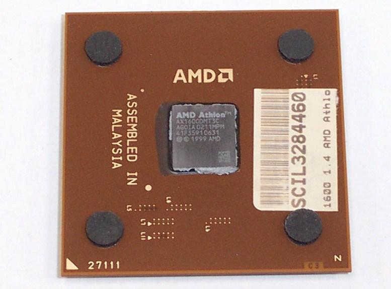 AMD AX1600DMT3C Athlon XP 1600+ 266MHz Socket A