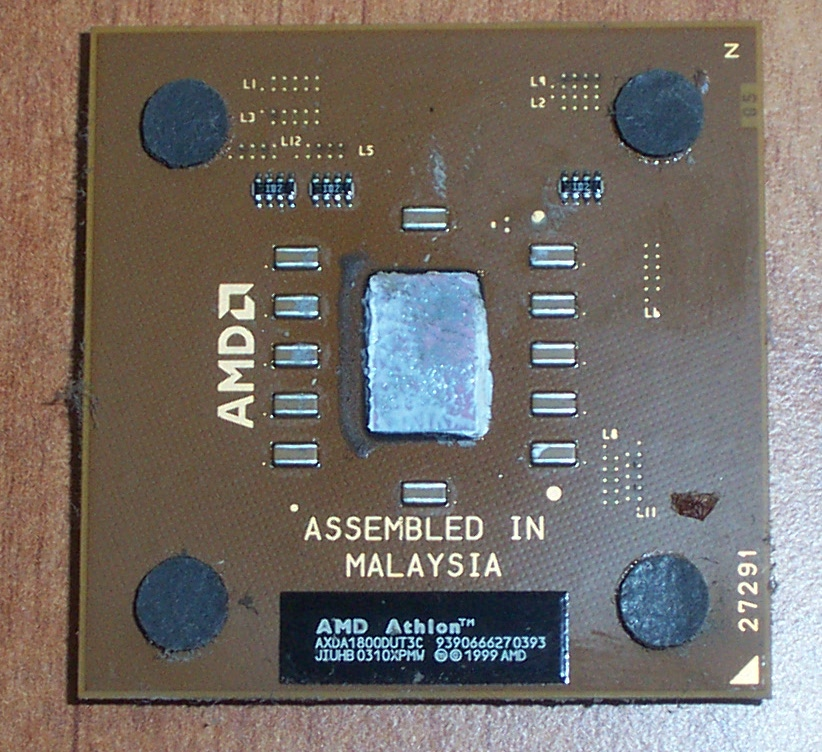 AMD AXDA1800DLT3C Athlon XP 1800+ Socket A/462 CPU