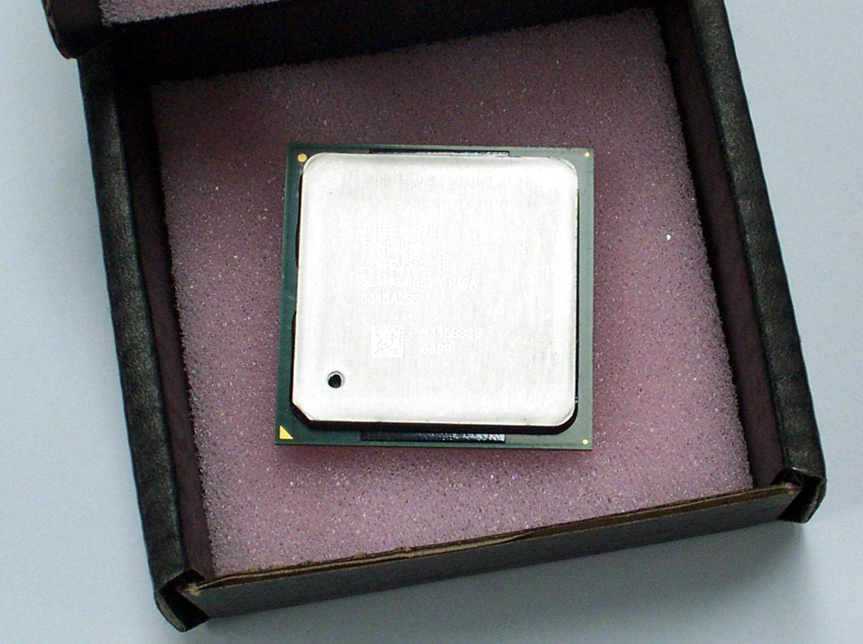 Intel SL6PK Pentium 4 2GHz 400MHz 512KB Socket 478 Processor