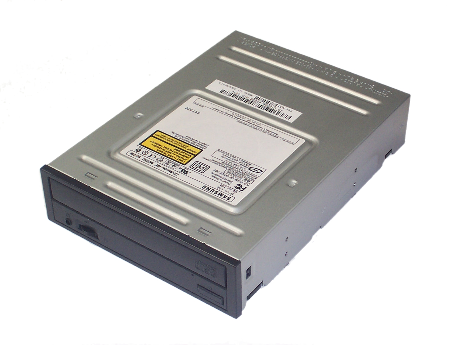 Drives, Storage & Blank Media Samsung Sc-148 48x Cdrom Drive