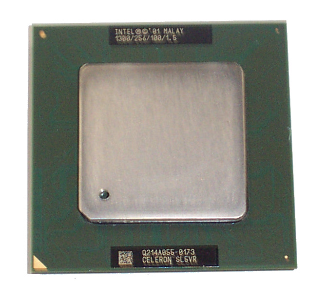 Intel SL5VR 1.3GHz 100MHz Celeron Socket 370 CPU
