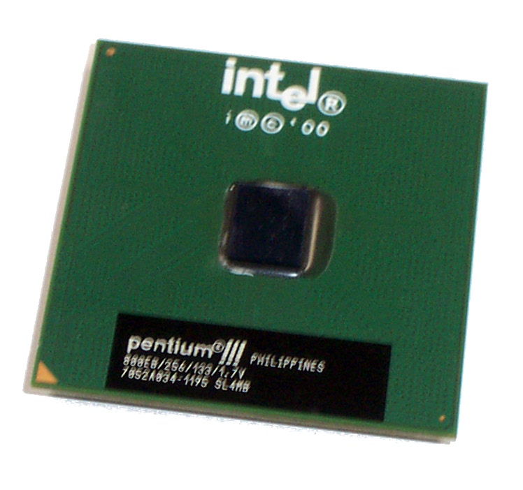 Intel SL4MB Pentium 3 800MHz 800EB/256KB/133/1.7V Socket 370 Processor