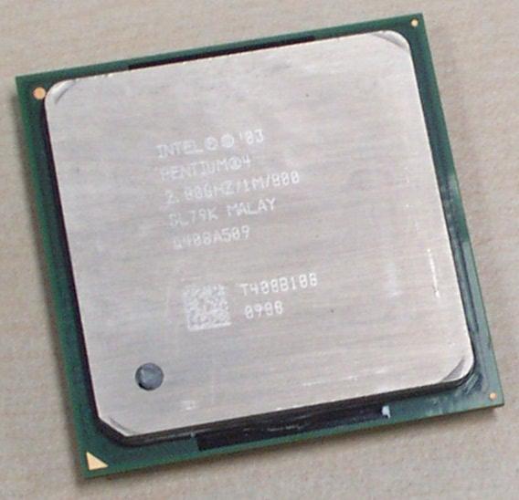 Intel SL79K Pentium 4 2.8GHz Socket 478 Processor