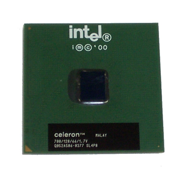 Intel SL4P8 Celeron 700 MHz 128K Cache 66 MHz FSB Socket 370 Processor