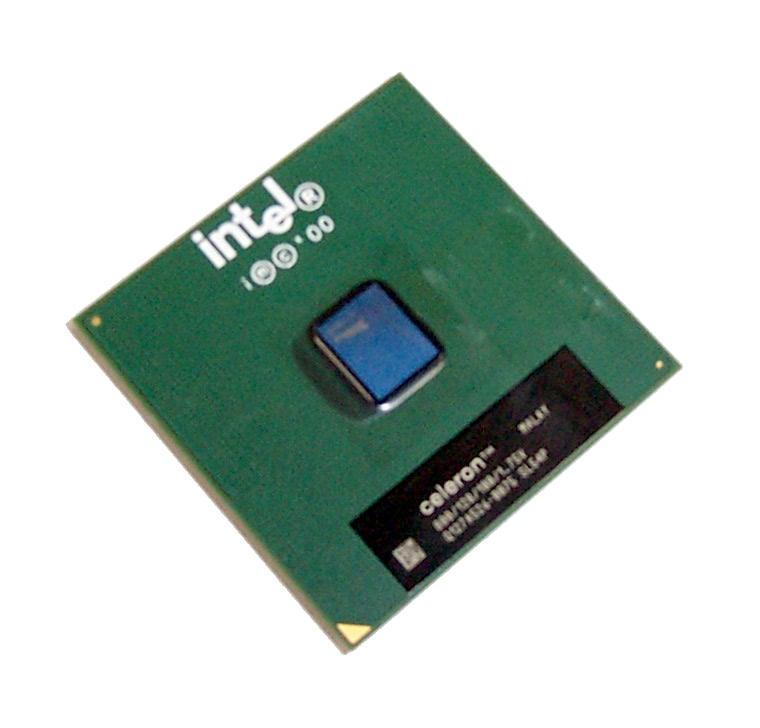 Intel SL54P Celeron 800MHz 128K Cache  100MHz FSB Socket 370 Processor