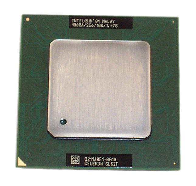 Intel SL5ZF Celeron 1.00GHz 1000A 256K Cache 100MHz FSB Socket 370 Processor