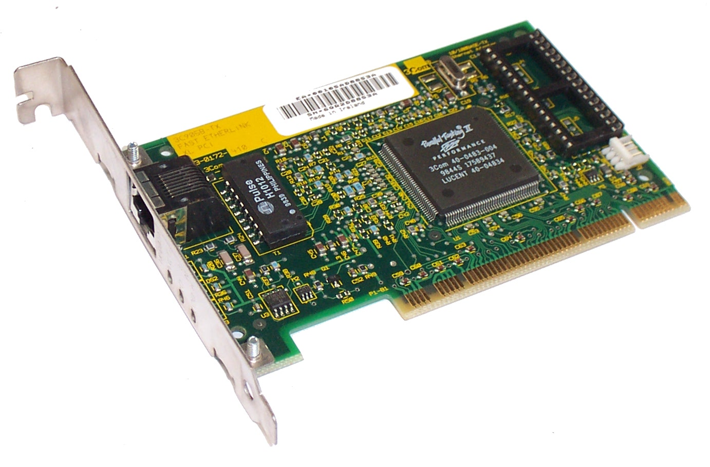 3COM 3C905C-TX ETHERNET DRIVER FOR PC
