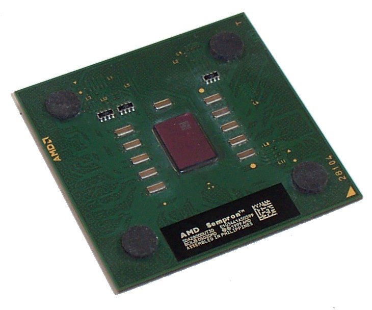 AMD SDA2800DUT3D Sempron 2GHz Socket A Processor